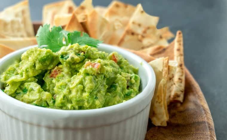 Cuisine mexicaine - Guacamole