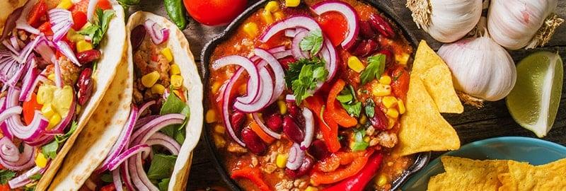 Que mange t on au mexique