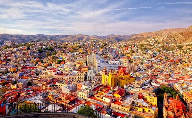 Que faire au Mexique - Guanajuato