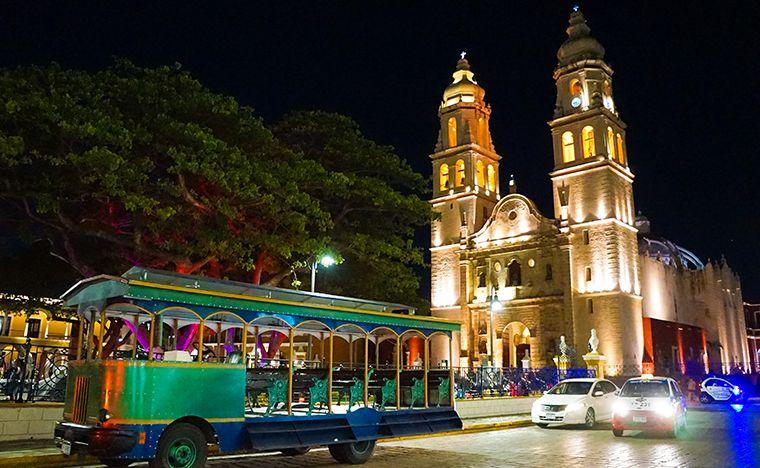 Voyage Campeche