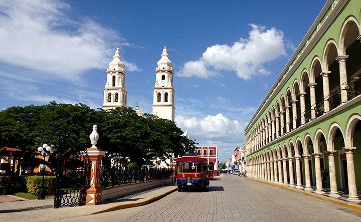 Voyage au Mexique - Campeche