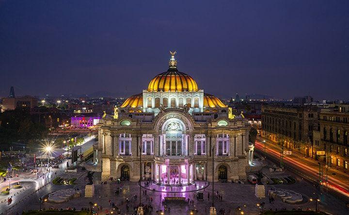 Voyage Mexique - Mexico et ses environs