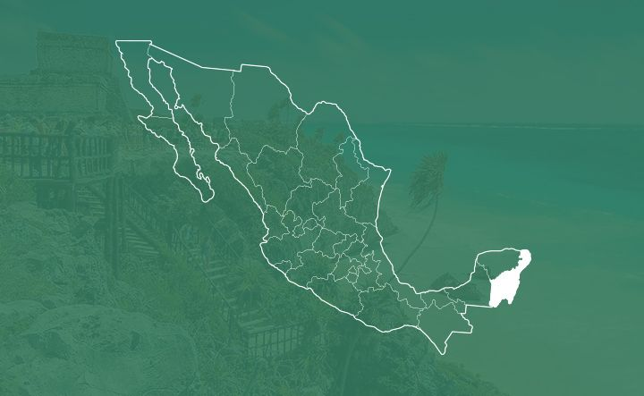 Voyage Mexique - Quintana roo