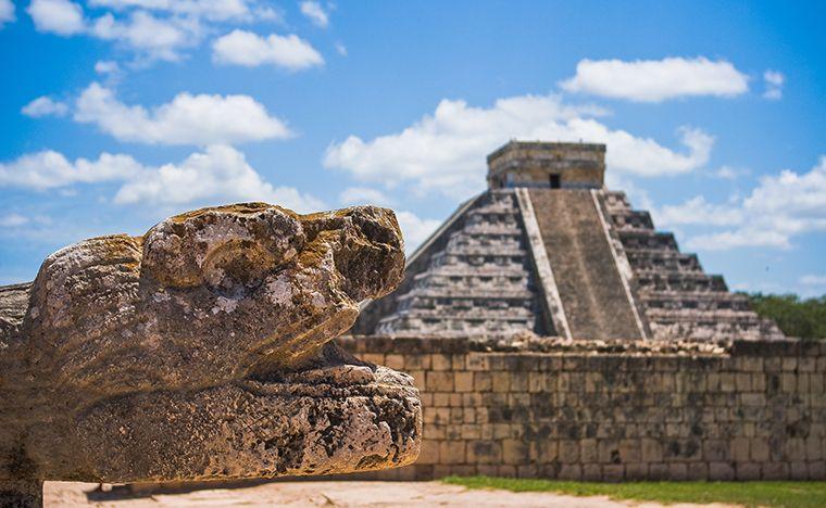 Voyage au Yucatán