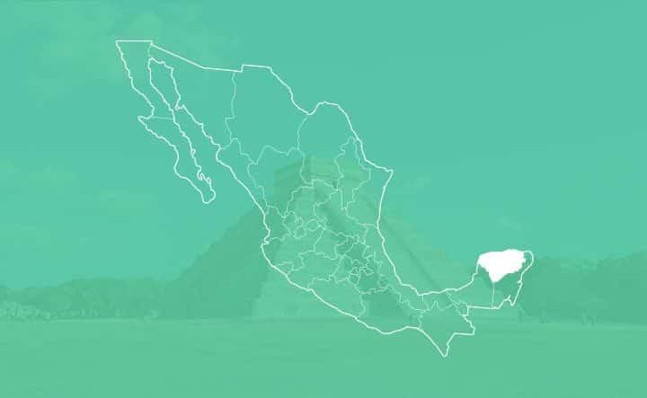Voyage Mexique - Yucatán