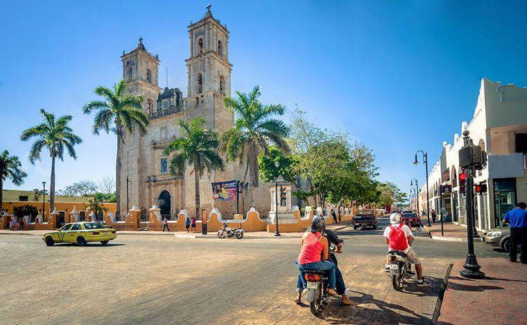 Valladolid - Voyage au Yucatán