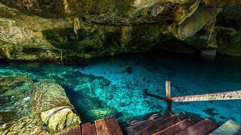 Les plus beaux cenotes du Yucatan - Dos Ojos