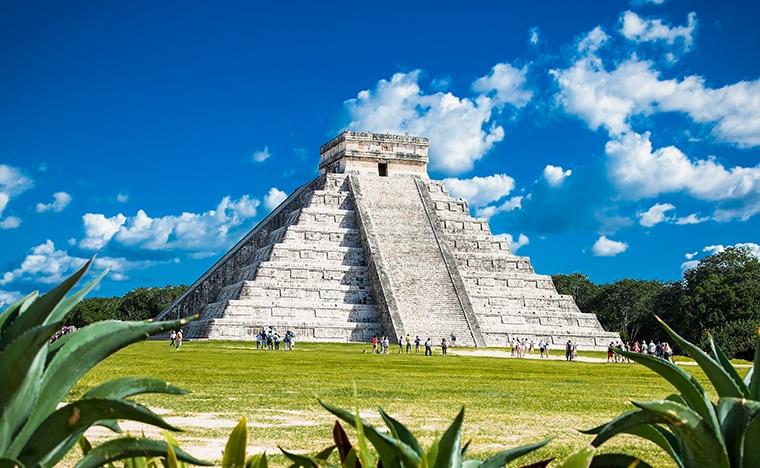 Mexique : patrimoine mondial de l'UNESCO