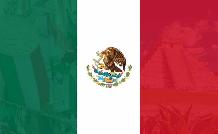Chute de Mexico