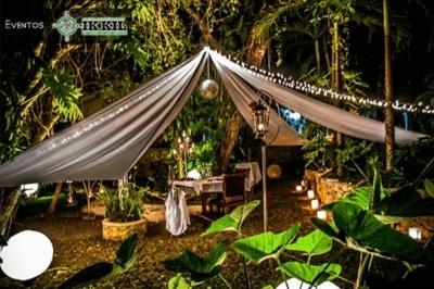 Diner romantique - Riviera Maya