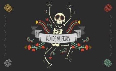 Jour des morts - Mexique