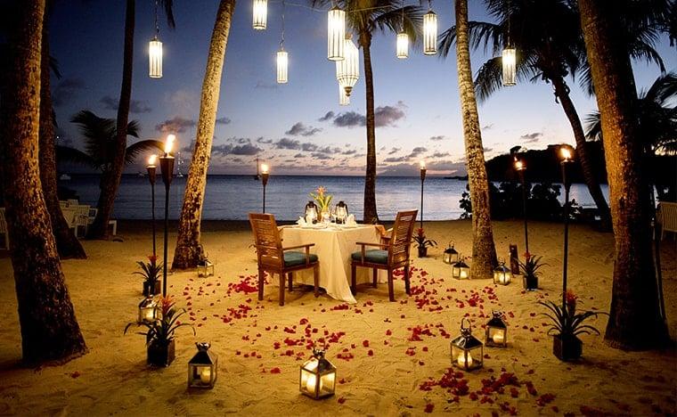 Activités romantiques à faire à Playa del Carmen