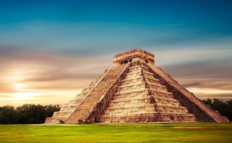 Excursion culture maya au Yucatan