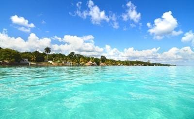 Excursion lagune de Bacalar
