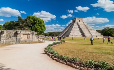 Chichen itza - Excursion site maya