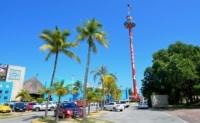 Incontournables à Cancun - Torre escenica