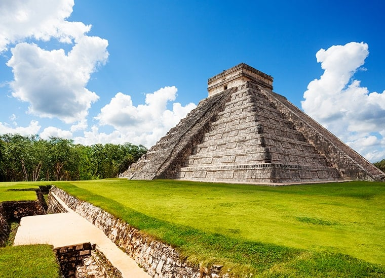 Chichen Itza, l'ancienne cité maya