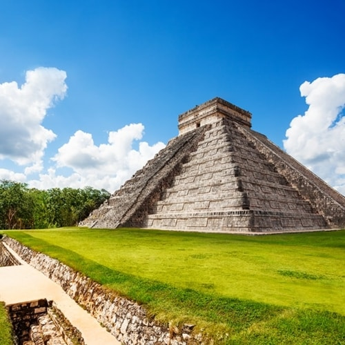 Journée excursion à Chichen Itza