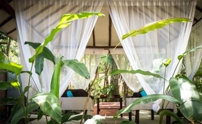 Jungle spa maya