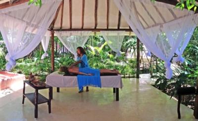 Jungle spa maya | Massage