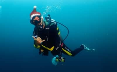 Rencontre avec Tony - Plongeur baroudeur