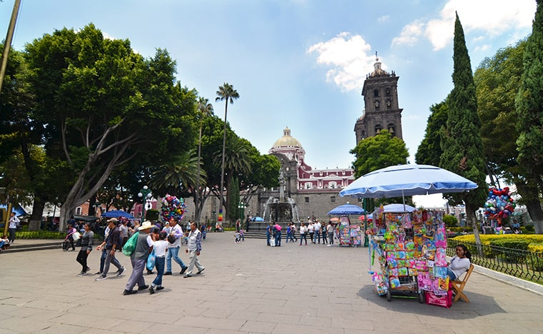 Guide voyage - Puebla