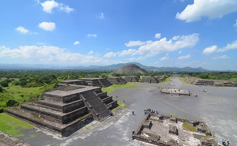 Guide voyage - Teotihuacan