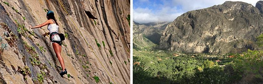 Le Mexique, une destination idéale pour faire de l'escalade