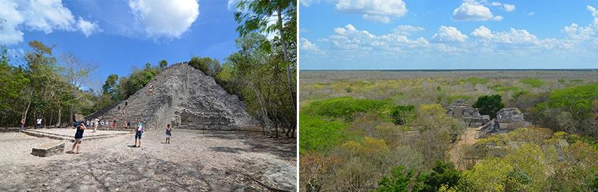 Treks et randonnées au Mexique